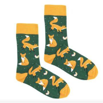 Socken-Fuchs