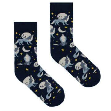 Socken Wolf